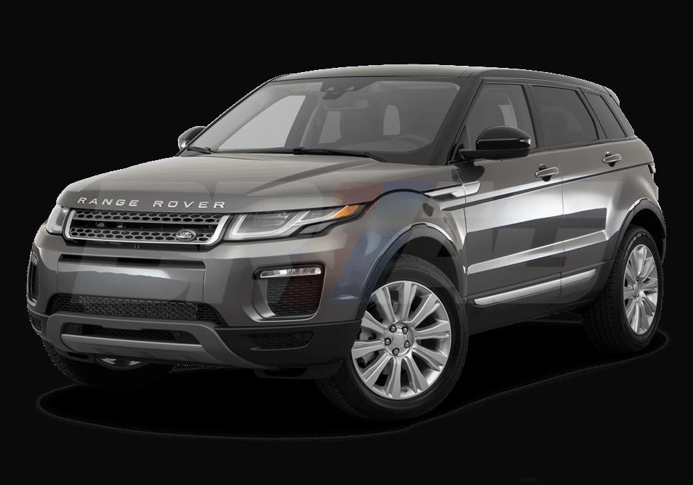 2018 Land Rover Range Rover Evoque Brag